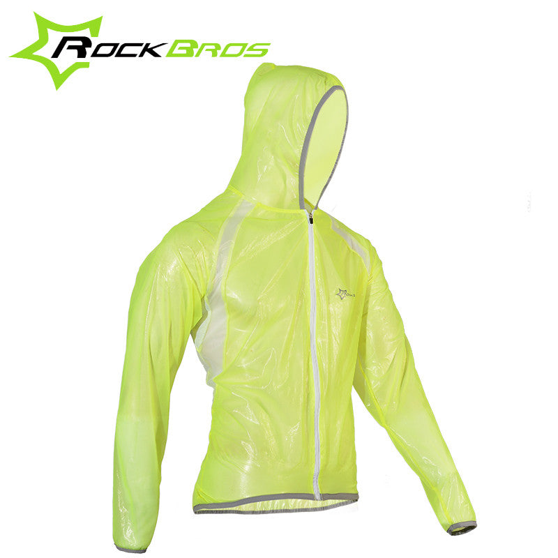 Cycling Raincoat Jacket