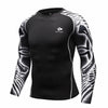 Men's Long Sleeves Bodybuilding
