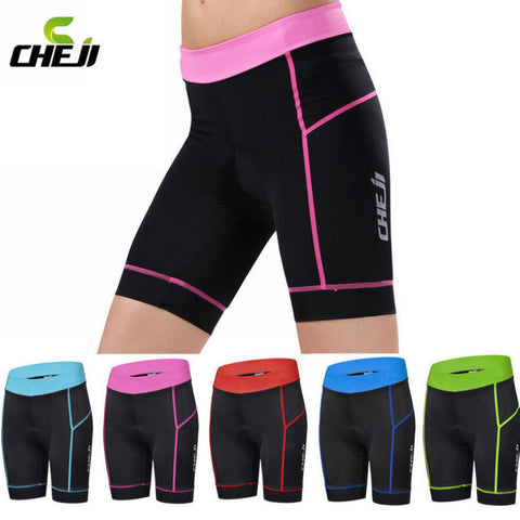 3D GEL Padded Shorts Bicycle Wear