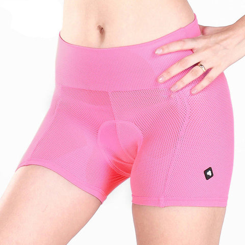 Cycling 3D Padded Underwear