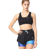 2 In 1 Fitness Tights Female Sport Shorts