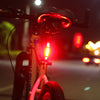 USB Rechargeable Bicycle Tail Light