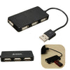 High Speed USB Hub 2.0 4 Ports