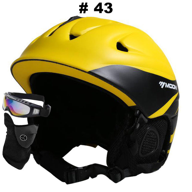 Ultralight Breathable Ski Helmet