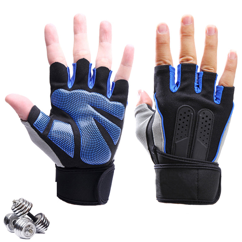 Half Finger Anti-skid Glove
