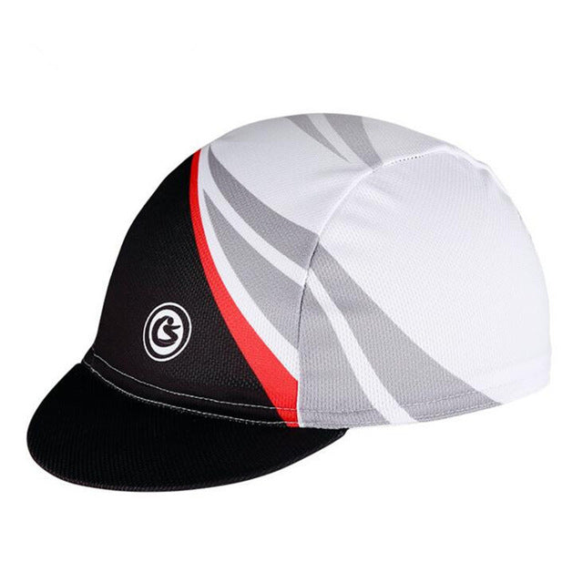 Multicolor Cycling Caps Free Size