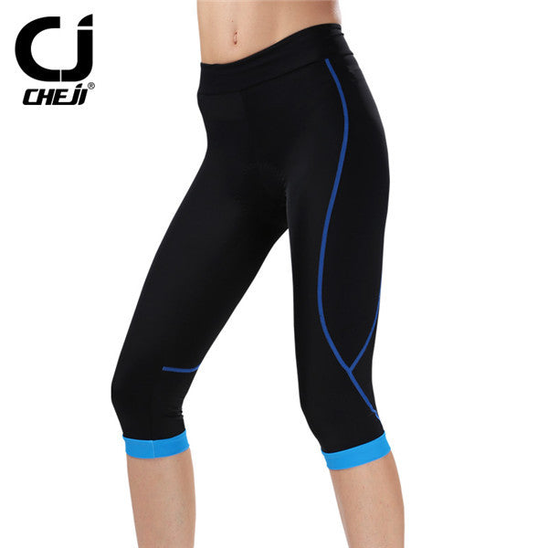 3D GEL Padded Cycling Shorts