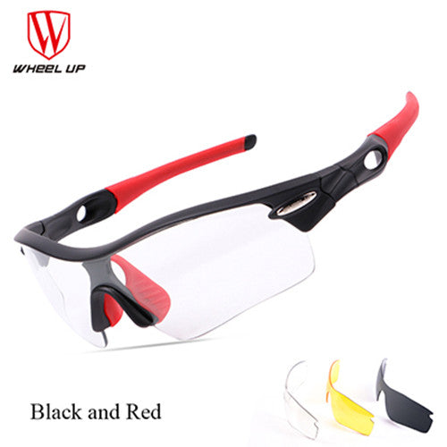 Photochromic Glasses Polarized