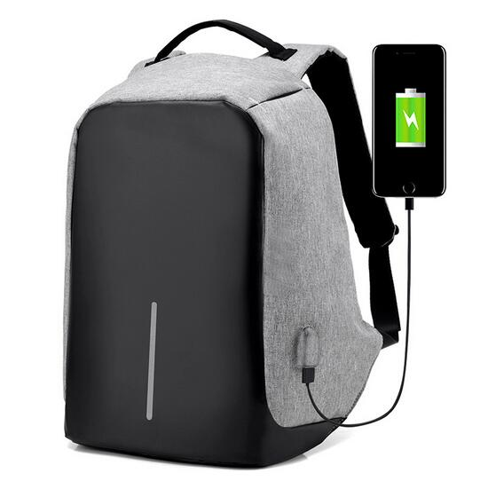 Anti-Theft Multifunctional Backpack