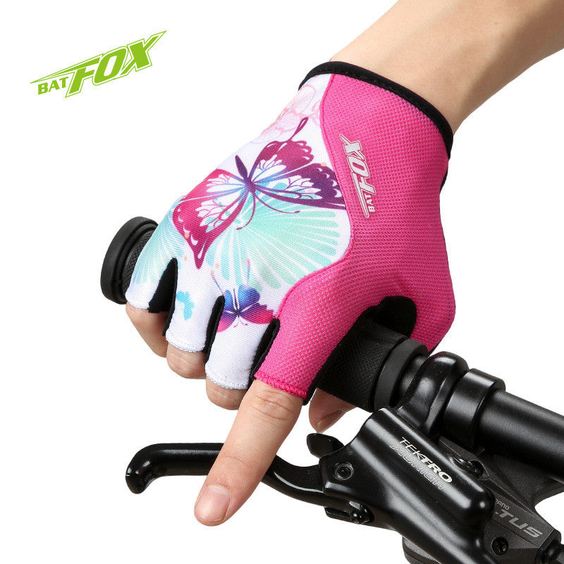 Cycling Gloves Half Finger Gel