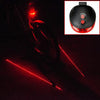 Bike Safety Rear Light (LED + Laser)