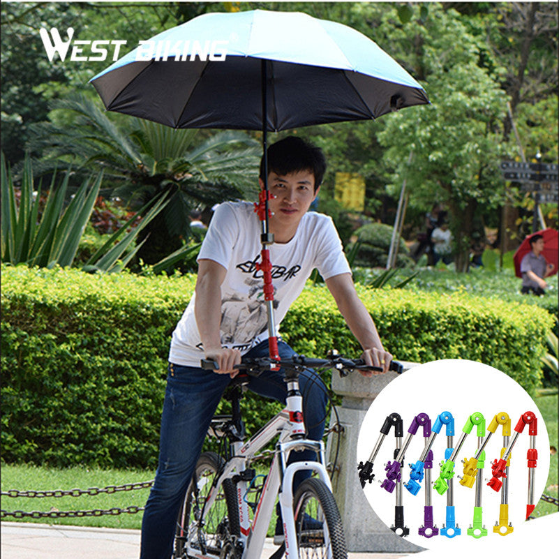 Umbrella Holder For Bicycle