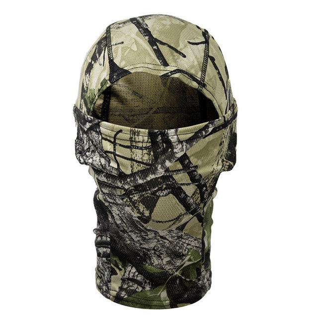 Bionic Camouflage Full Face Mask