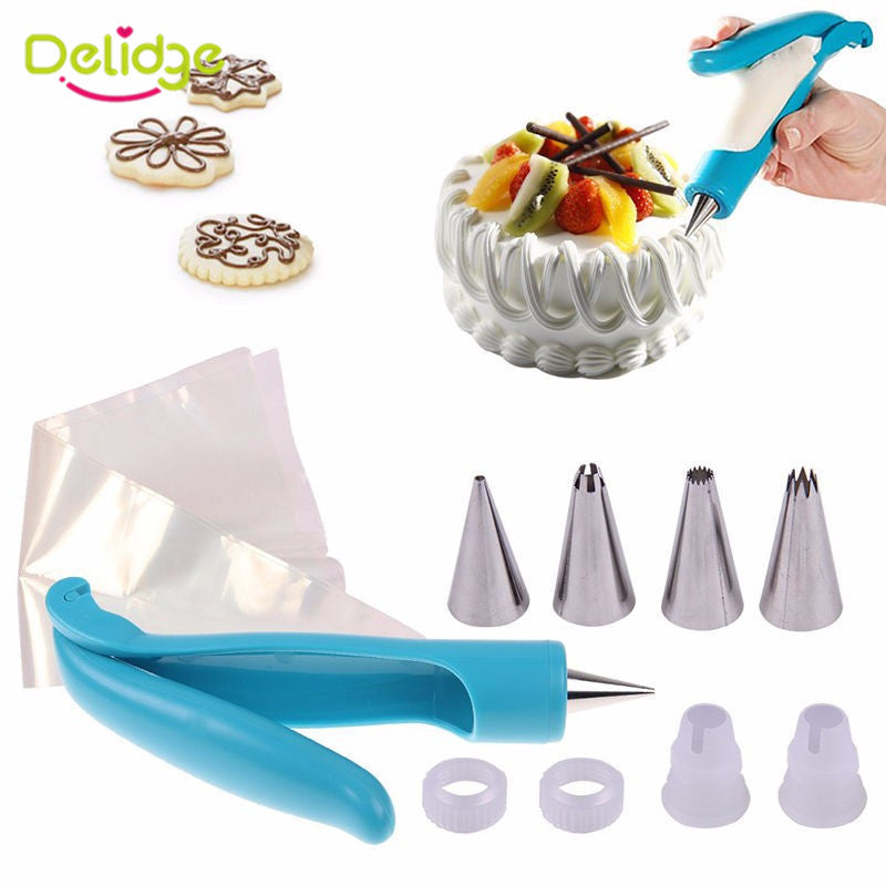 Decorating Cake Pastry Pen Bag
