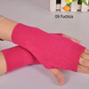 Women Fingerless Gloves