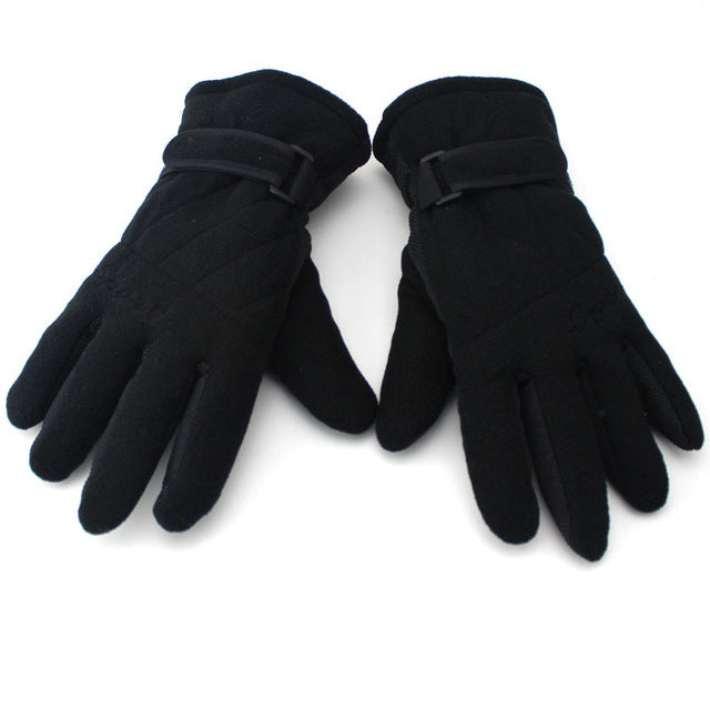 Unisex Winter Thicken Fleece Gloves