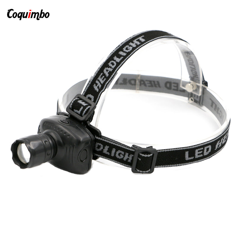 Portable Outdoor Led Head Light
