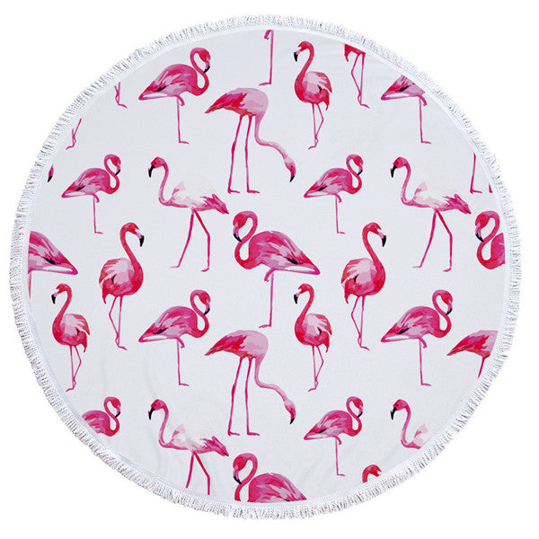 Cilected Flamingo Yoga Mat