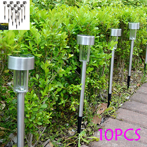 LED Solar Lamps Outdoor Landscape Garden