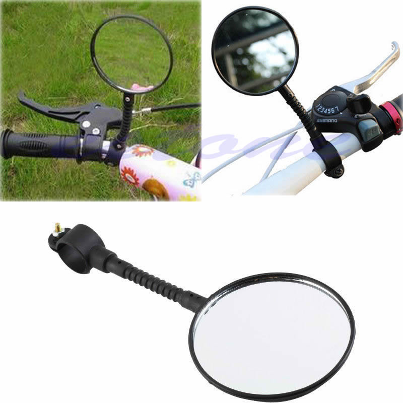 Bicycle Flexible Handlebar Rearview Mirror