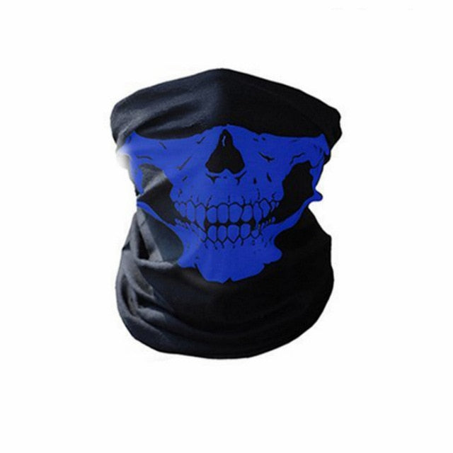 Ghost Face Windproof Mask