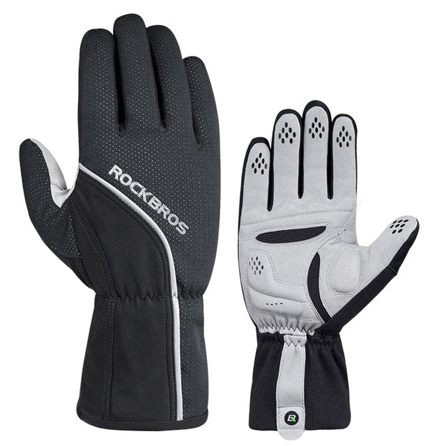 Thermal Cycling Gloves (Rainproof & Windproof)