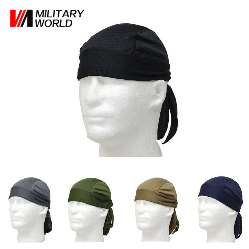 Cycling Cap Headscarf