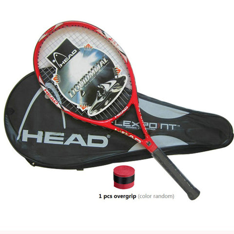 Carbon Fiber Tennis Racket with Bag