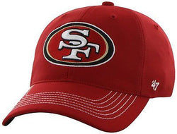 San Francisco 49ers Red Game Time Cap