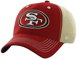 San Francisco 49ers Light Gold Carson Closer Cap