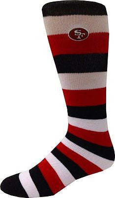 San Francisco 49ers Pro Stripe Socks