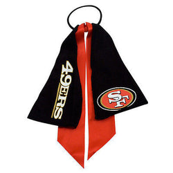 San Francisco 49ers Ponytail Holder