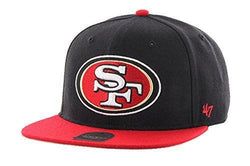 San Francisco 49ers Two Toned Snapback Cap