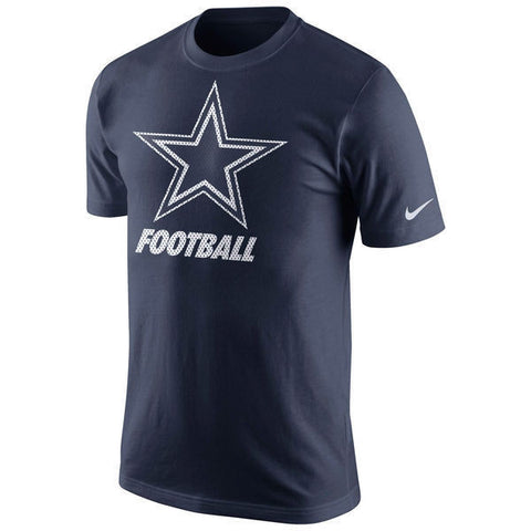 Dallas Cowboys Facility Tshirt (Navy)