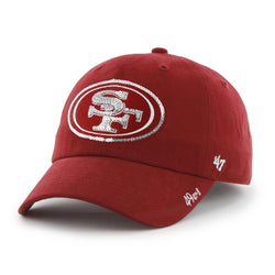 San Francisco 49ers Sparkle Cap