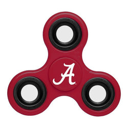 Alabama Crimson Tide 3 Way Team Spinner