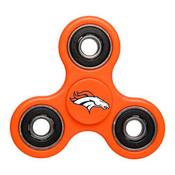 Denver Broncos 3 Way Team Spinner