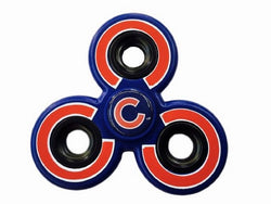 Chicago Cubs Multi Logo 3 Way Team Spinner
