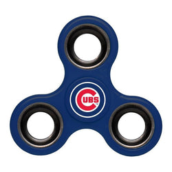 Chicago Cubs 3 Way Team Spinner