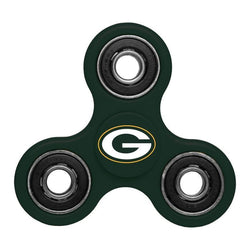 Green Bay Packers 3 Way Team Spinner