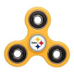 Pittsburgh Steelers 3 way Team Spinner