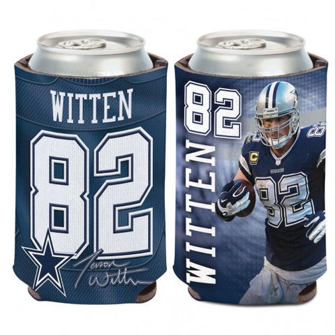 Dallas Cowboys Jason Witten Can Cooler