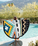 Limited Edition Palm Springs Roundie by The Beach People