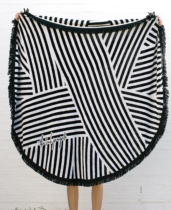 'The Paloma' Roundie Towel by The Beach People