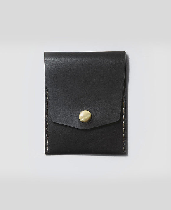 Snap Lock Pouch in Navy