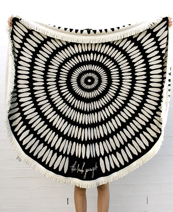 'The Tulum' Roundie Towel by The Beach People