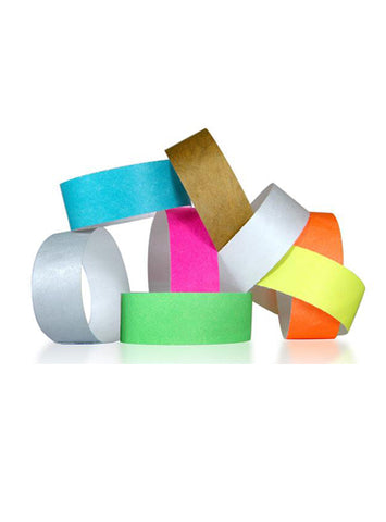 Plain Wristbands