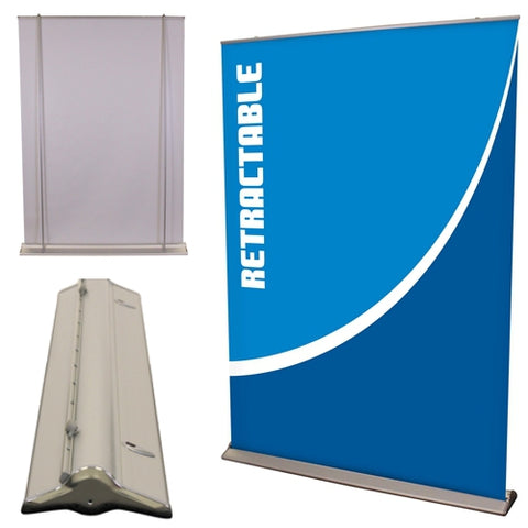 Wide Roll-Up Banner (1500mm width)