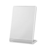 A4 Portrait Free Standing Leaflet Holder