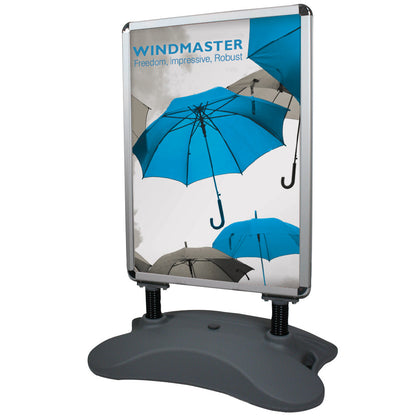 Windmaster Pavement Sign